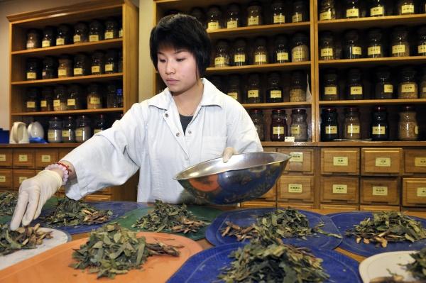 Behandeling menopauzeklachten door middel van Chinese geneeskunde met Chinese kruiden