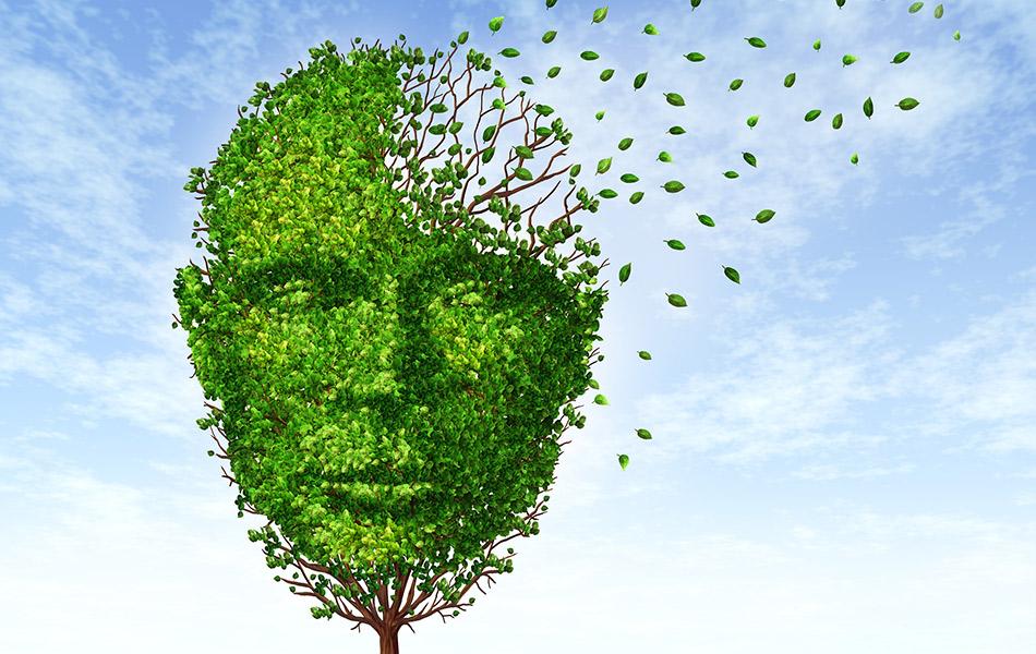 Behandeling van de ziekte van Alzheimer.